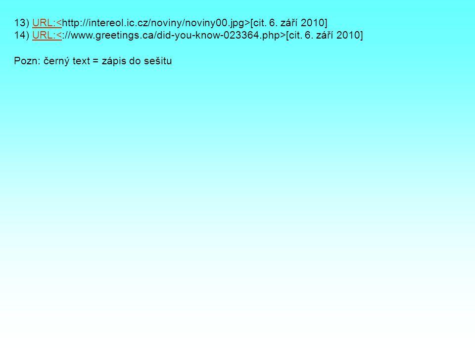 13) URL:<http://intereol. ic. cz/noviny/noviny00. jpg>[cit. 6